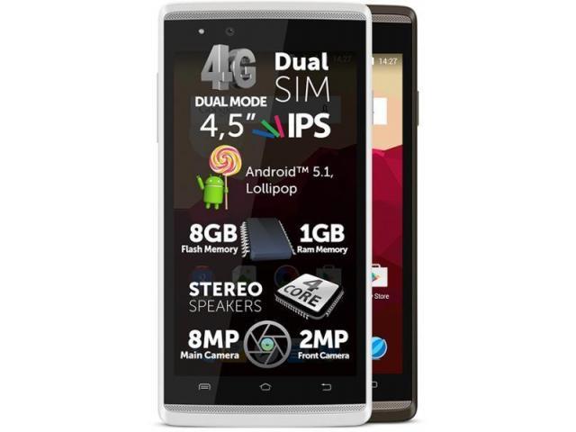 vand smartphone Dual Sim Allwiev E3 Living puțin folosit