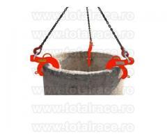 Echipamente de ridicare a inelelor de beton Total Race