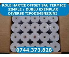 Role Hartie Termica - Livrăm Gratuit si Rapid in Bucuresti si Ilfov.