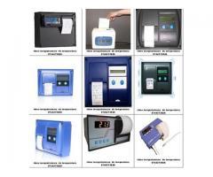 Ribon tus si rola hartie termodiagrame tip Termoking, Transcan, DataCold Carrier, Euroscan, Esco, Co