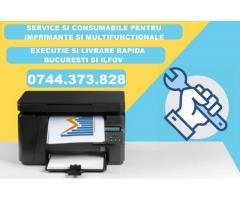 Servicii de reparatii imprimante, multifunctionale la sediul societatii dvs in Bucuresti, Ilfov.