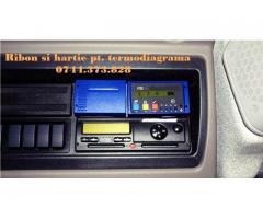 Caseta tus si rola hartie Thermo King, Touchprint, Transcan Sentinel, Datacold Carrier, Esco
