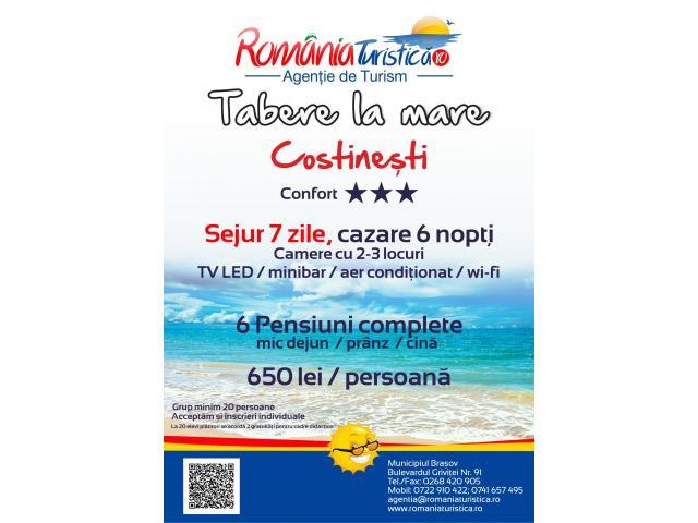 Tabara de Vara la Mare - Costinesti, 2021