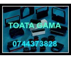 Role cu tus masini de scris 0744373828 cu benzi bicolore si negre cu livrare