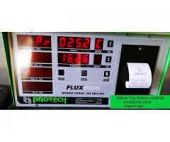 Tus  imprimanta analizor  gaze,opacimetru  Gorchi GA 510, Motorscan 8020, DiSmoke 4000