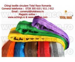Dispozitive de ridicat sarcini din sufe textile