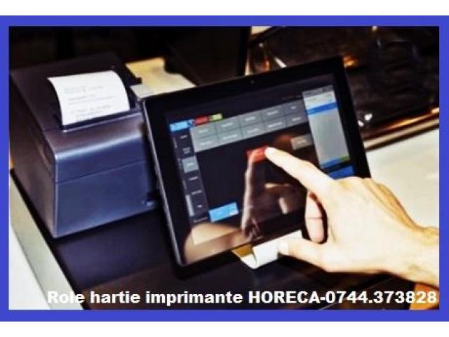 Hartie pt.POS,bon Horeca,note plata,