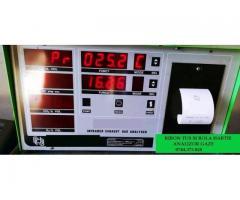 Tus  analizor  gaze-opacimetru statii ITP,service auto.