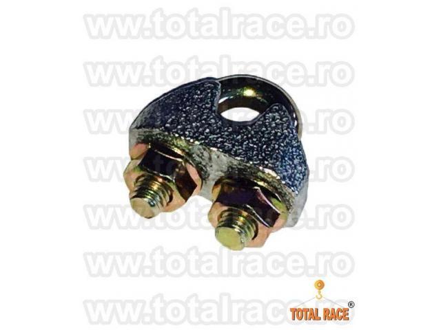 Bride electrogalvanizate cablu otel Total Race