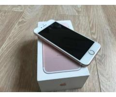 Vand Apple iPhone 7 -32gb NOU/NEACTIVAT/GARANȚIE...400 Euro