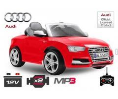 Masinuta Pentru Copii Audi S5 Electric Transport in 48 de ore