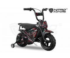 Motocicleta Pentru Copii Eco Fee