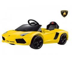 Masinute electrice  pentru copii Lamborghini LP
