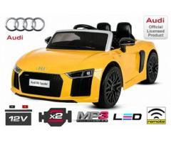 Mașină electrică Audi R8 Spyder