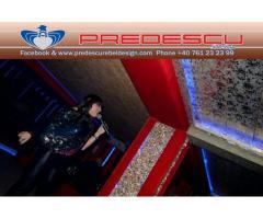 Decoratiuni Drapaje Club . Predescu Rebel Design