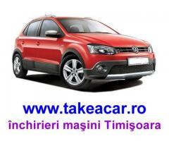 Inchirieri masini Volkswagen in Timisoara