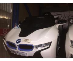 Masina electrica Copii BMW i8 New 2018