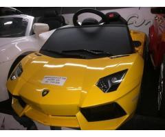 Masina electrica pentru Copii Lamborghini Aventador #New 2018