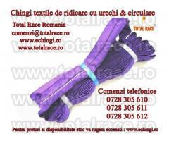 Oferta completa chingi textile de ridicare  Total Race