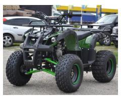 ATV 125cc KXD Grizzly 006C- Roti 8 Import Germania, Garantie 1 AN