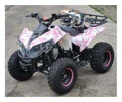 ATV 125cc KXD Renegade 125cc NOU cu Bonus in val. De 100Euro