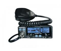 President Barry Statie Radio CB + President ML 145 UP Antena CB Prindere Magnetica