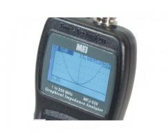 MFJ-226 SWR Analizor Antena Portabil