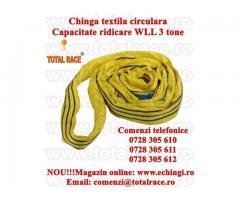 Chinga ridicare circulara 3 tone 4 metri, productie UTX Olanda