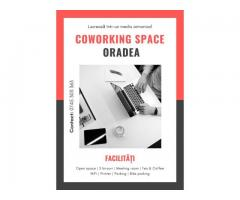 Coworking space Oradea