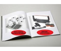 Ribon calculator Canon MP1211, Star,Seiko BP6000,Citizen 350DPN,CX-123II, Printronix,Seikosha,Siemen