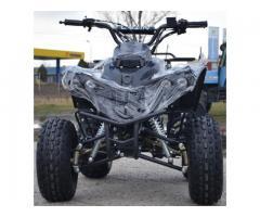 Warrior 125 cc/Roti de 8 Inch