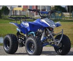 :Speedy 125cc/Roti de 7 Inch