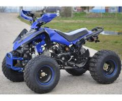 :Raptor 125cc/Roti de 8 Inch
