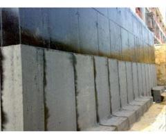 Hidroizolatie pentru pereti - facuta ca la carte