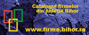 Catalog online al firmelor din Bihor