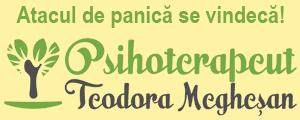 Cabinet de Psihoterapie și Hipnoză Clinică Teodora Megheșan