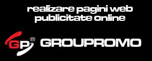 GROUPROMO MANAGEMENT Consultanță, publicitate, promovare online și realizare pagini web www.groupromo.ro