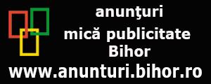 www.anunturi.bihor.ro anunturi gratuite mica publicitate pentru judetul Bihor