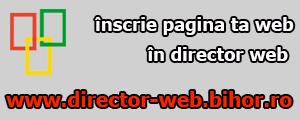 www.director-web.bihor.ro Înscie GRATUIT  pagina ta web în directorul web pentru o mai bună indexare a motoarelor de căutare.