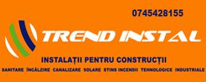 Trend instal Oradea– instalatii,  sanitare, încălzire, canalizare, solare, stins incendii, tehnologice, industriale www.trend-instal.ro