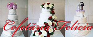 www.cofetariafelicia.ro  laborator cofetărie, cofetăria, felicia, tort, torturi, specialități cofetărie, prăjituri, nuntă, botez, copii, majorat, cadou, logodnă, Oradea
