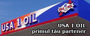 USA 1 OIL - benzinării, tranport produse petroliere, mecanizare, motel și restaurant